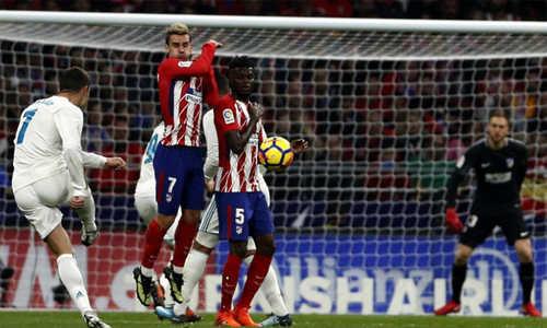Ronaldo không muốn nghỉ ngơi, muốn chơi trận derby Madrid