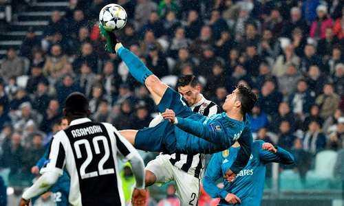 Ronaldo: 'Tôi không nghĩ mình có thể ghi siêu phẩm trong tình huống đó'