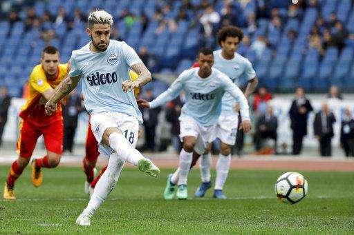 Lazio có cơ hội vượt qua Salzburg