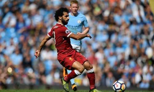 Sao Liverpool và Man City tranh giải Cầu thủ hay nhất mùa