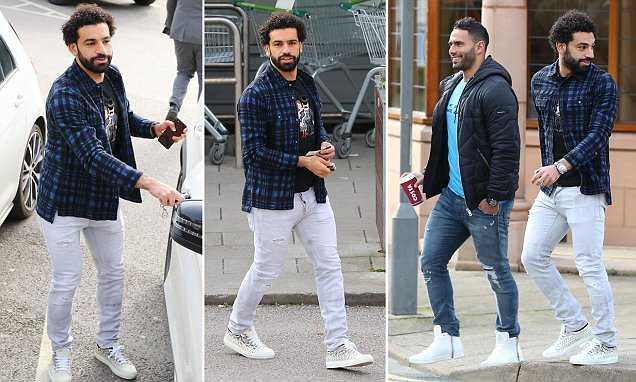 Liverpool nhận tin cực vui từ Salah