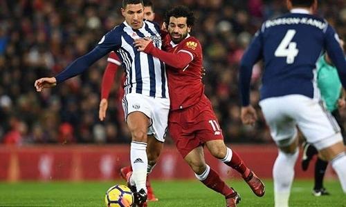 Liverpool bị chia điểm một cách đáng tiếc.