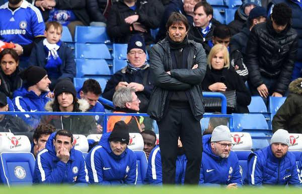 Chelsea vỡ mộng top 4, Conte vẫn bình thản về tương lai