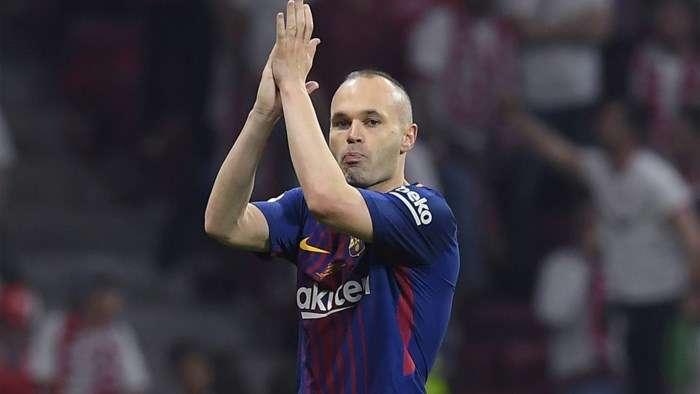 Barca cần phải giành được chiến thắng trong ngày hôm nay để dành tặng chức vô địch La Liga cho Iniesta