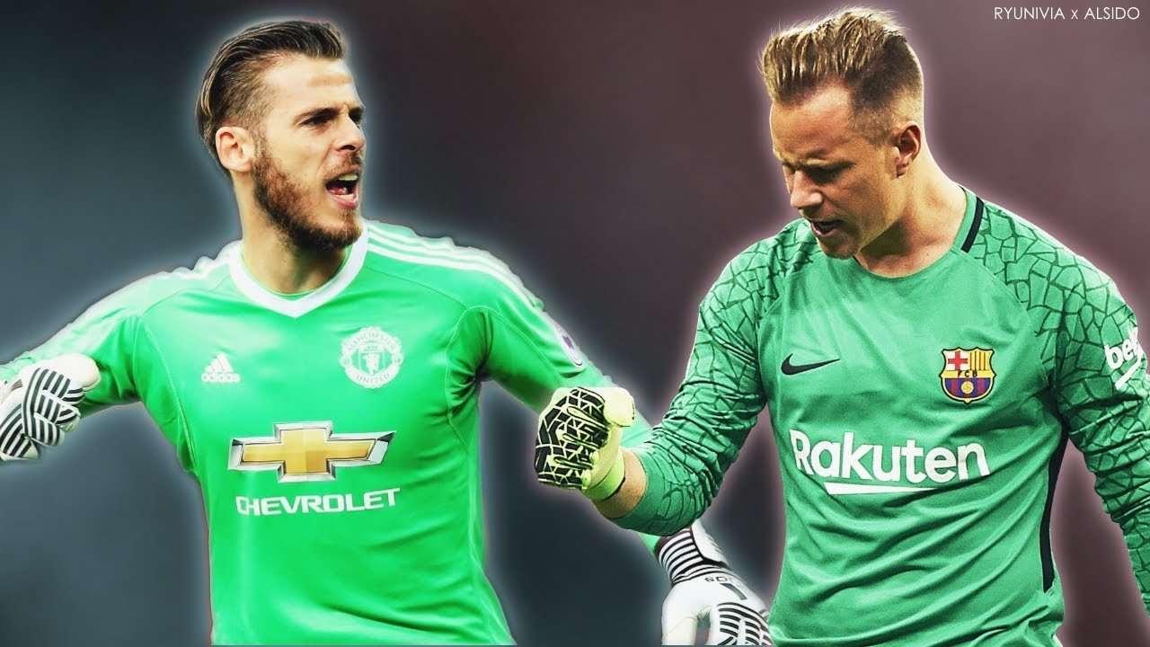 Mourinho chọn Ter Stegen thay De Gea