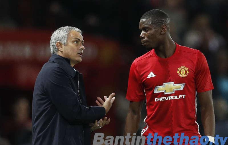 Mourinho đưa ra lời thách thức với Pogba