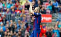 Chuẩn bị chia tay Barca, Iniesta tiết lộ bến đỗ mới