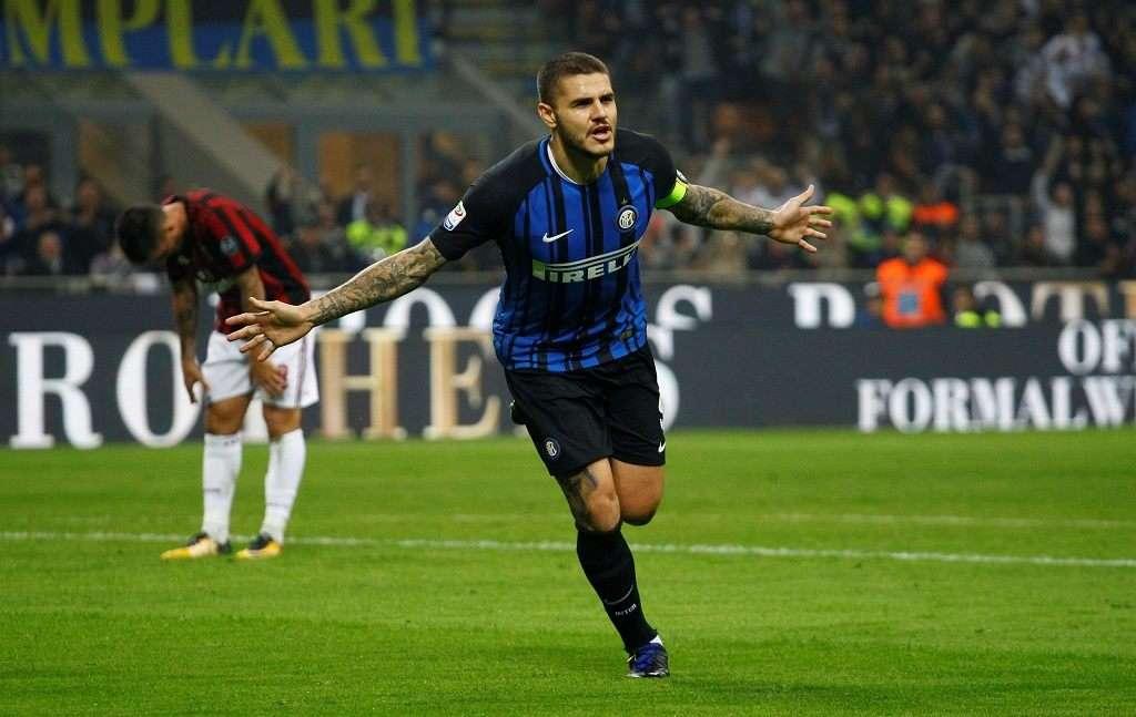 Trận derby Milan đã được hâm nóng trở lại