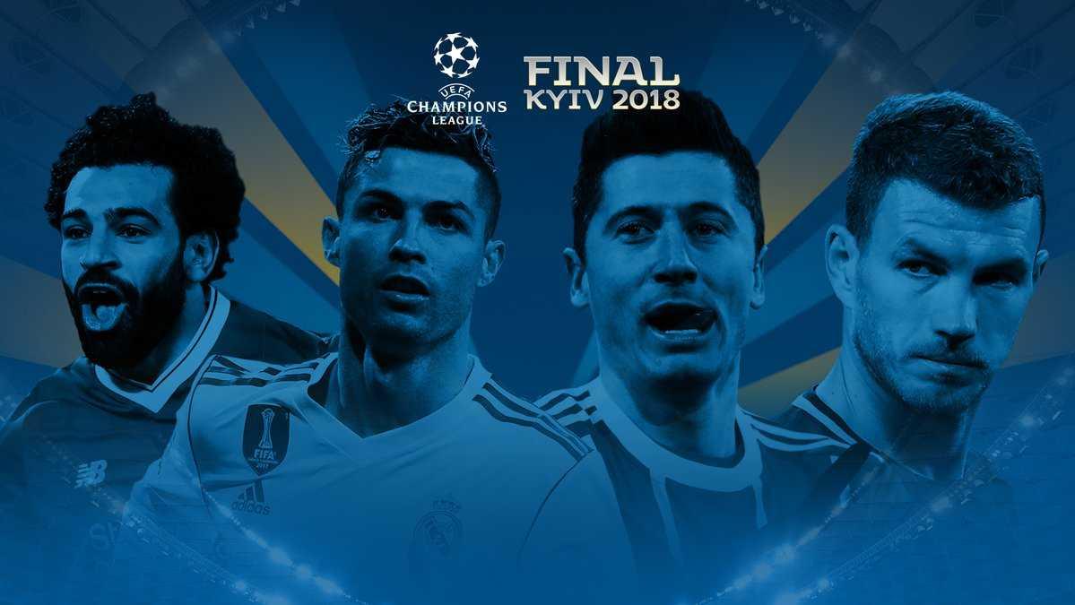 Real Madrid đại chiến Bayern, Salah gặp lại AS Roma