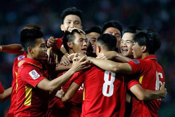 AFF Cup 2018: Tránh được người Thái, tuyển Việt Nam đặt mục tiêu vào chung kết