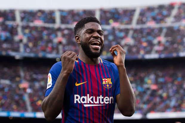 Umtiti lên tiếng khẳng định tương lai ở Barca