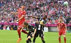 Bayern đại thắng trận đầu tiên sau khi đăng quang Bundesliga