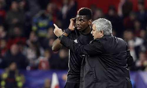 Mourinho sẵn sàng để Pogba và một loạt sao MU ra đi