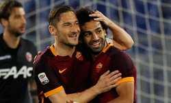Totti đánh giá cao vai trò của Klopp trong việc làm Salah thăng hoa