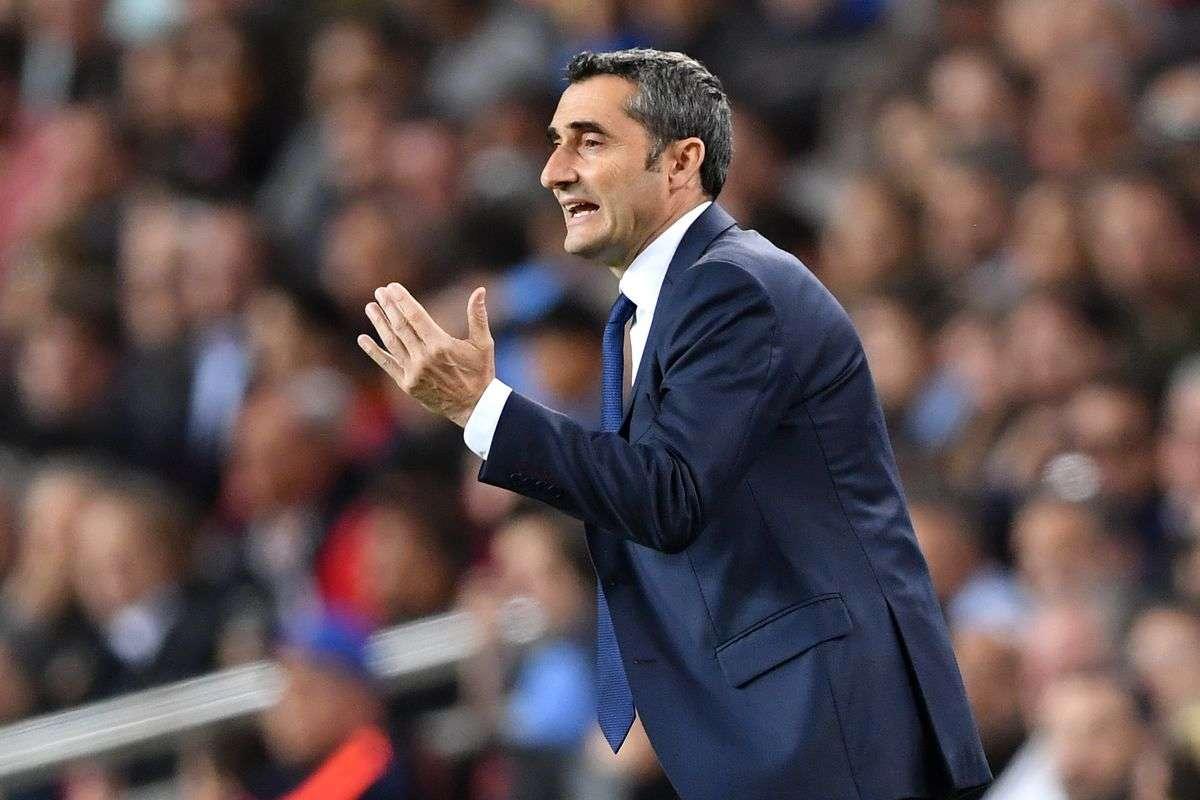 Valverde đang tạo nên những bình yên giả tạo ở Camp Nou
