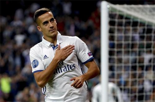 Lucas Vazquez ngày một chứng minh vai trò quan trọng đối với Real.