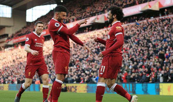 Liverpool trông đợi vào Salah