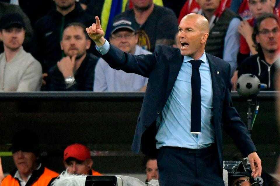 """Zidane đã cho Real đá """"khổ nhục kế"""" để giành chiến thắng trước Bayern"""