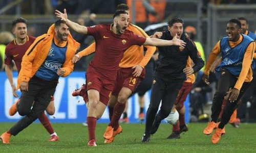 HLV AS Roma mơ tái hiện kỳ tích trước Liverpool