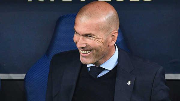Zidane nói gì sau chiến tích lịch sử của Real?