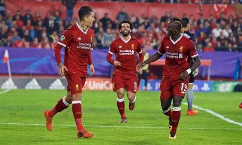Salah, Mane, Firmino xô đổ kỷ lục ghi bàn của bộ ba BBC
