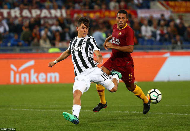 Họ đã giành 2 chức vô địch liên tiếp (Coppa Italia, Serie A) trên sân Olimpico