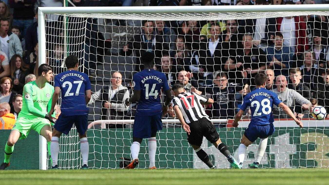 Đè bẹp Chelsea trên sân nhà, Newcastle khiến tương lai Conte lâm nguy