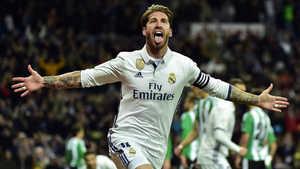 """Sergio Ramos tựa như chiến binh đóng vai """"kẻ phản diện"""""""
