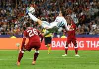 Lập siêu phẩm, Gareth Bale đi vào lịch sử Champions League