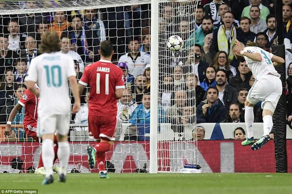 Cầm hòa Real, Bayern Munich dừng bước đầy tiếc nuối