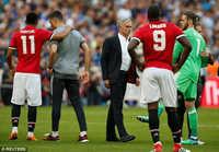 HLV Mourinho chê bai Chelsea sau khi MU thua ở chung kết FA Cup