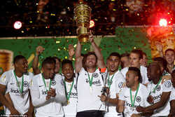 Thua Frankfurt, Bayern Munich bất ngờ mất chức vô địch cúp Quốc gia Đức