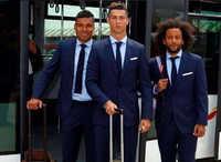 Real và Liverpool chốt đội hình tham dự chung kết C1