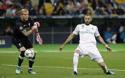 Thật khó tin khi Karius lại mắc đến 2 sai lầm trong thời khắc quan trọng ở Champions League