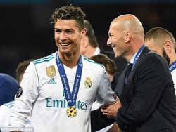Zidane và Ronaldo lập kỷ lục vĩ đại ở đấu trường Champions League
