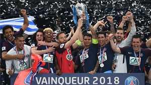 PSG đoạt Cup Quốc Gia Pháp. Nabil Fekir đang là mục tiêu săn đuổi của các ông lớn Premier League