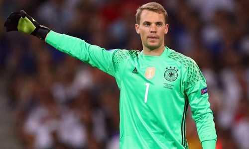 Neuer sẽ tạo ra sự khác biệt trong đội tuyển Đức. Rooney sẽ sớm hoàn tất hợp đồng với D.C United.
