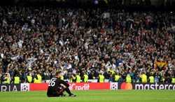 Sven Ulreich sẽ phải sống với sai lầm trong trận đấu với Real đến suốt cuộc đời?