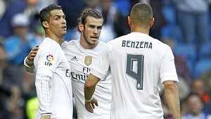 Nhận định Sevilla vs Real Madrid. 02h30 ngày 10/05: Bộ ba BBC đã trở lại