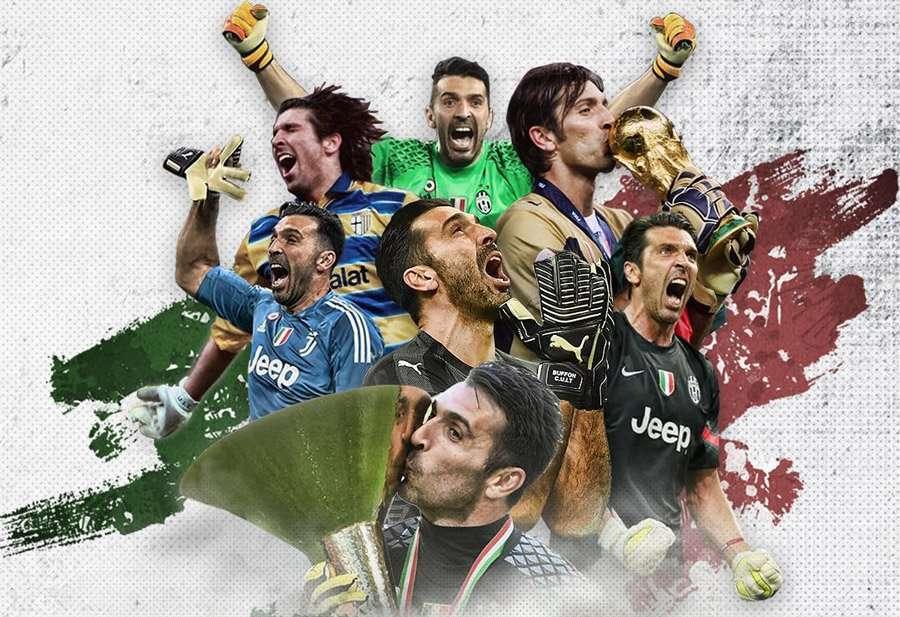 Buffon chia tay Juventus sau 17 năm gắn bó