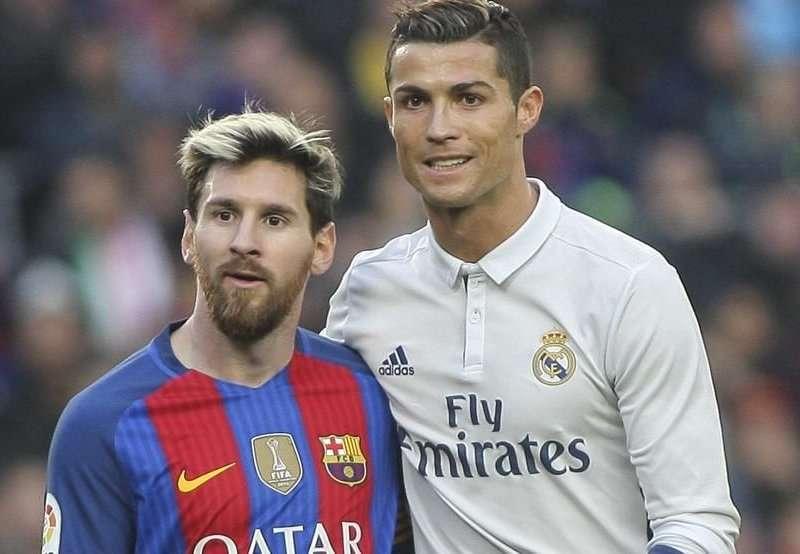 Messi nói rằng anh không cần phải cạnh tranh với Ronaldo để trở thành cầu thủ giỏi nhất thế giới