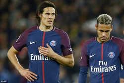 Cavani thừa nhận đã có mâu thuẫn với Neymar