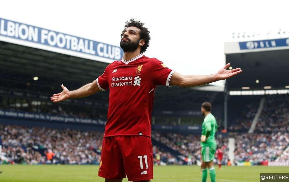 Salah đã ghi được 31 bàn ở Premier League