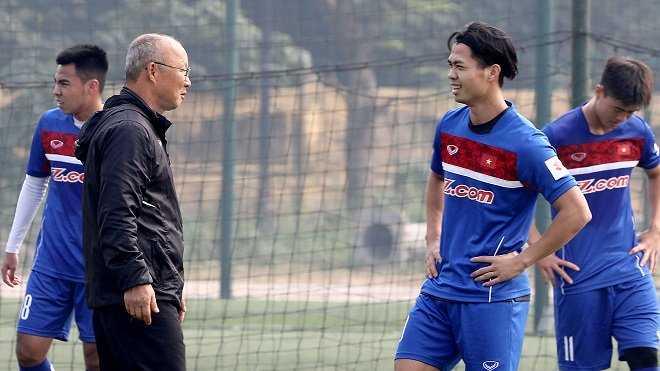 U23 Việt Nam chuẩn bị Asiad: Không phải lo cho HLV Park Hang Seo!