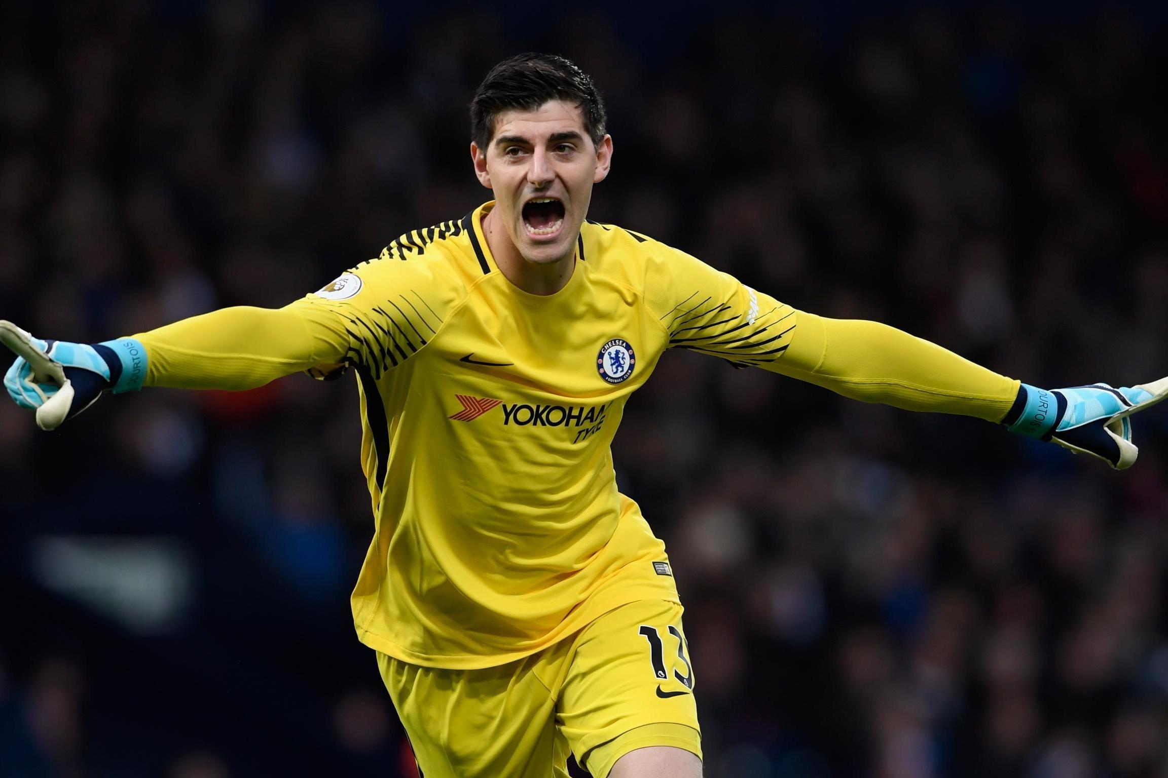 Courtois vẫn muốn gắn bó với Chelsea
