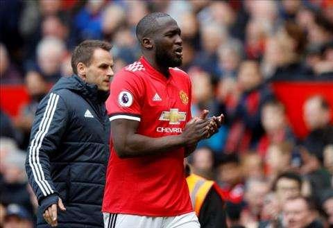 Mourinho lo ngại chấn thương của Lukaku và Martial