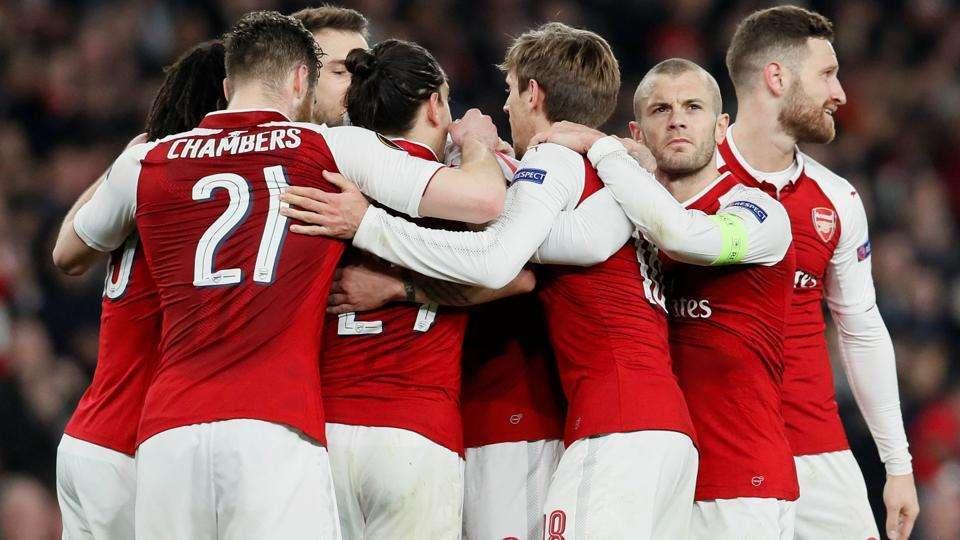Arsenal sẽ là những người đi tiếp sau khi vòng Bán kết Europa League khép lại?