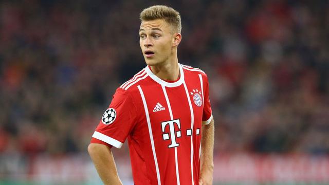 Joshua Kimmich ngày càng trưởng thành trong màu áo Bayern Munich