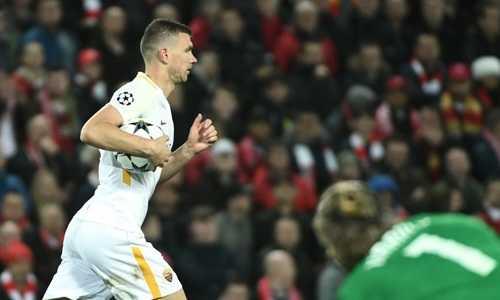 HLV Francesco mong Dzeko sẽ tỏa sáng như Salah