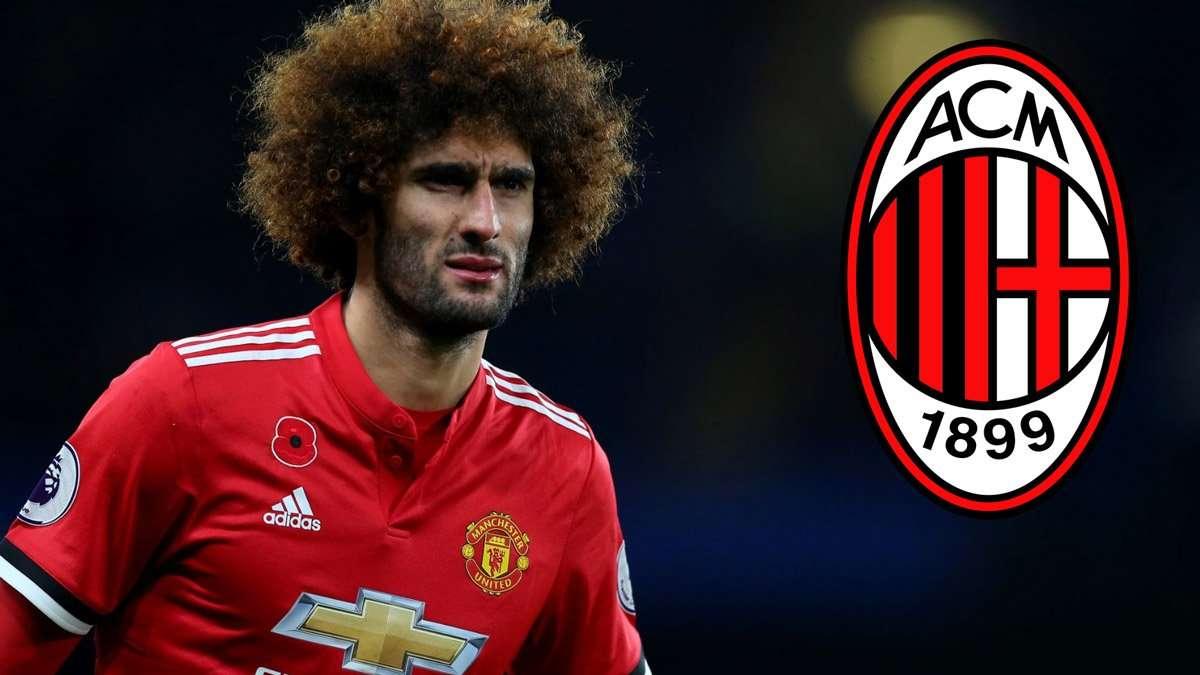 Fellaini xem Milan là một lựa chọn tương lai